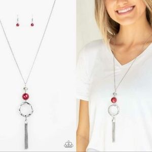 Paparazzi Accessories Jewelry - Silver Necklace Set - Fashion Accessories